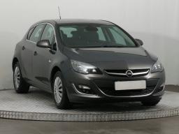Opel Astra 2015 Hatchback čierna 3