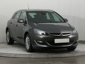 Opel Astra 2015 Hatchback čierna 7