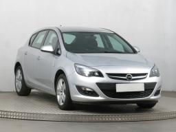 Opel Astra 2015 Hatchback ezüst 5