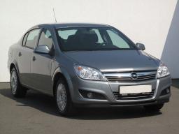 Opel Astra 2012 Sedans silver 6