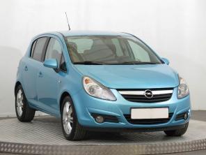Opel Corsa 2011 Hatchback modrá 7