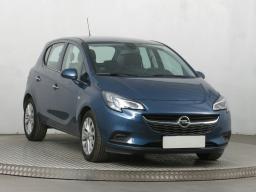 Opel Corsa 2017 Hatchback kék 8