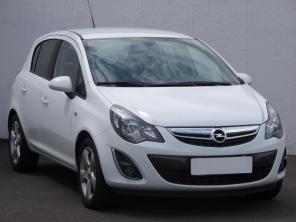 Opel Corsa 2014 Hatchback bílá 5