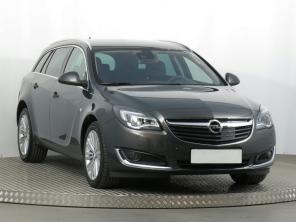 Opel Insignia 2015 Combi šedá 1