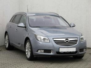 Opel Insignia 2011 Combi srebrny 10