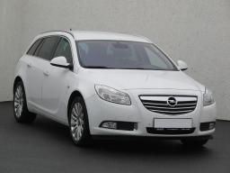 Opel Insignia 2011 Combi biela 8