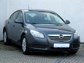 Opel Insignia 2010 Hatchback szary 6