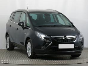 Opel Zafira Tourer 2014 Samochody Rodzinne czarny 5
