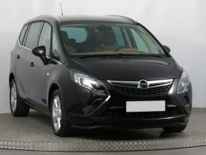 Opel Zafira Tourer 2016 Rodinné autá hnedá 4