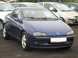 Opel Tigra 2000 Coupe modrá 3