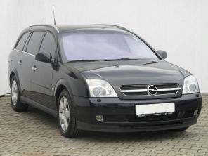 Opel Vectra 2004 Combi šedá 6