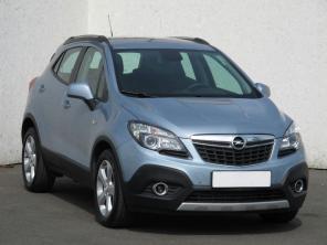 Opel Mokka 2013 SUV niebieski 1