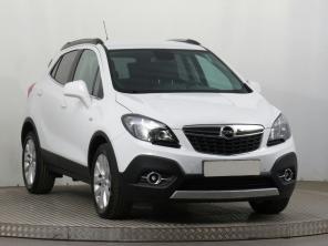 Opel Mokka 2013 SUV bílá 7