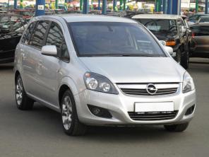 Opel Zafira 2011 Rodinné vozy stříbrná 1