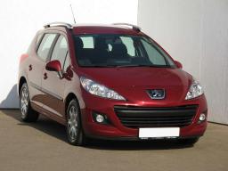 Peugeot 207 2010 Combi grey 3