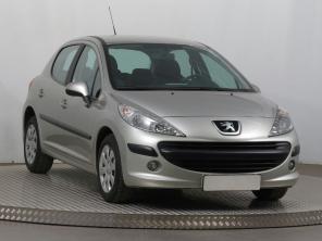 Peugeot 207 2008 Hatchback ezüst 8