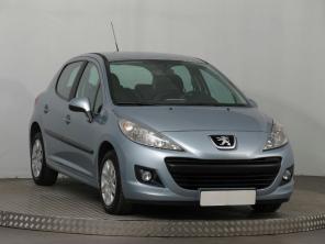 Peugeot 207 2012 Hatchback szürke 9