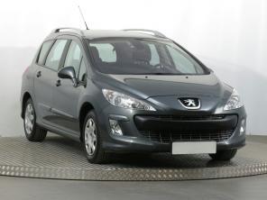 Peugeot 308 2010 Combi šedá 4