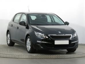 Peugeot 308 2015 Hatchback fekete 5