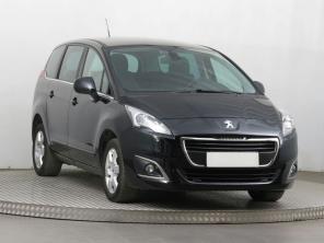 Peugeot 5008 2014 Rodinné autá čierna 10