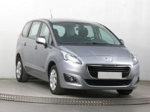 Peugeot 5008 2014 Rodinné autá šedá 7