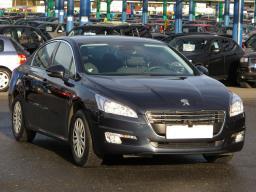 Peugeot 508 2011 Sedans gold 3