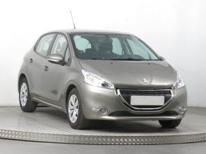 Peugeot 208 2014 Hatchback šedá 3