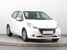 Peugeot 208 2012 Hatchback fehér 5