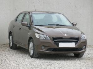 Peugeot 301 2013 Sedan brązowy 8