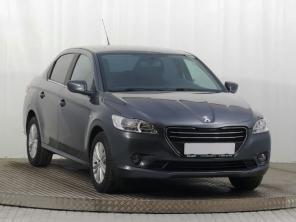 Peugeot 301 2014 Sedan modrá 9