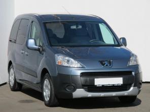 Peugeot Partner 2012 Pickup šedá 7