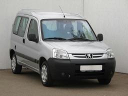 Peugeot Partner 2008 Pickup zöld 2