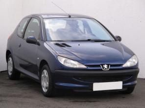 Peugeot 206 2000 Hatchback modrá 7
