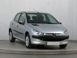 Peugeot 206 2007 Hatchback szary 1