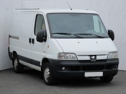 Peugeot Boxer 2006 Van white 4