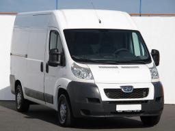 Peugeot Boxer 2014 Van white 5