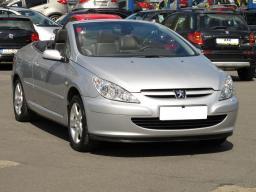 Peugeot 307 2005 Convertibles grey 4