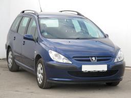 Peugeot 307 2004 Combi blue 5