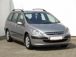 Peugeot 307 2003 Combi šedá 7