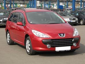 Peugeot 307 2008 Combi červená 8