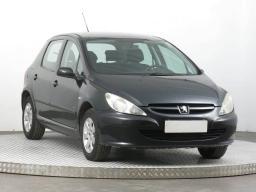 Peugeot 307 2005 Hatchback black 10