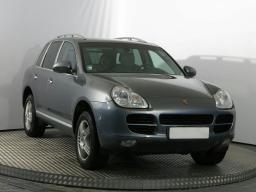 Porsche Cayenne 2003 SUV ezüst 8