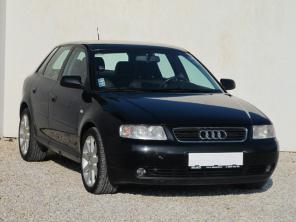 Audi A3 2003 Hatchback black 3