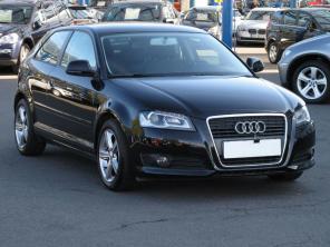 Audi A3 2010 Hatchback černá 2