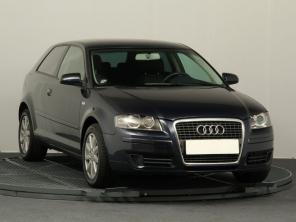 Audi A3 2008 Hatchback niebieski 7