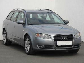 Audi A4 2009 Combi modrá 10