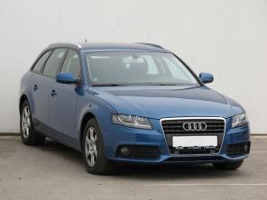 Audi A4 2010 Combi modrá 7