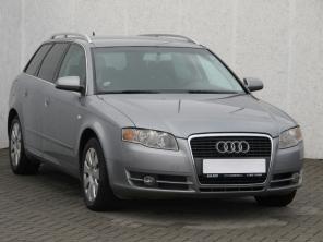 Audi A4 2009 Combi šedá 7