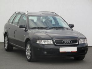 Audi A4 2001 Combi zelená 6