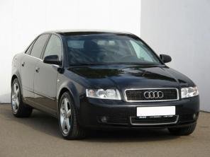 Audi A4 2002 Sedan černá 8